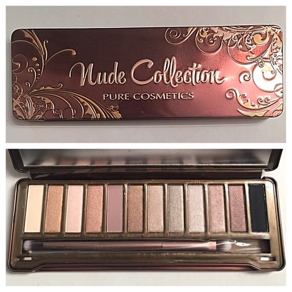 Other - Pure cosmetics Nude Collection Eyeshadow Palette